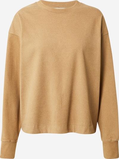 Rich & Royal Sweatshirt in hellbraun, Produktansicht