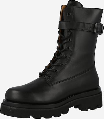 juoda Toral Suvarstomieji kulkšnis dengiantys batai