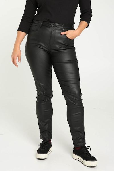 Paprika Hosen in schwarz, Modelansicht