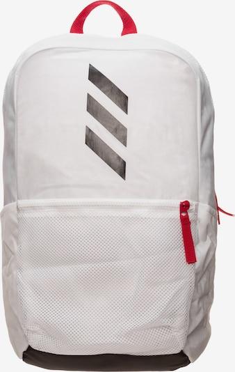 ADIDAS PERFORMANCE Rucksack 'Parkhood' in rot / schwarz / weiß, Produktansicht