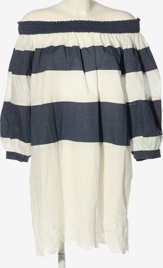 CHICWISH Blusenkleid in XS in creme / blau, Produktansicht
