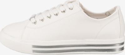 Lynfield Sneaker in silber, Produktansicht