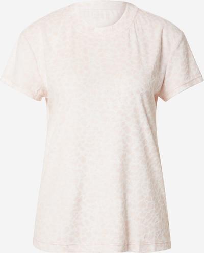 SCHIESSER Soveskorte i lyserød / hvid, Produktvisning