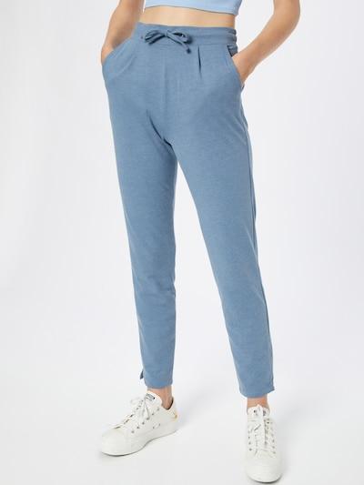 Fransa Broek in de kleur Blauw, Modelweergave