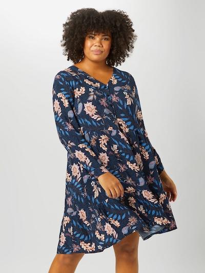 MY TRUE ME Kleid in blau / mischfarben, Modelansicht