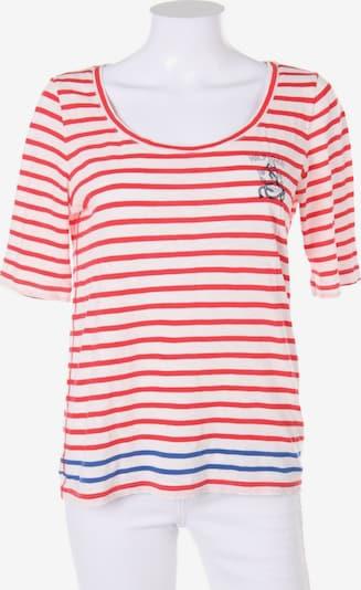 TOMMY HILFIGER Shirt in M in blau / rot, Produktansicht