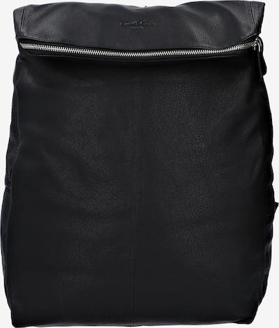 Gusti Leder Rucksack 'Gusti Neal' in schwarz, Produktansicht