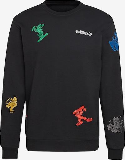 ADIDAS ORIGINALS Sweatshirt 'Goofy ' in schwarz, Produktansicht