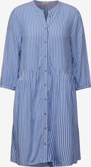 CECIL Shirt Dress in Light blue / natural white, Item view