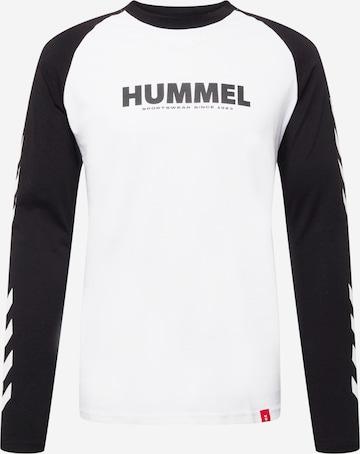 Hummel Performance shirt in White