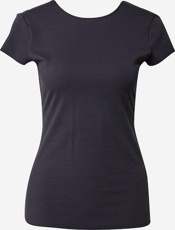 NIKE Functioneel shirt in Zwart