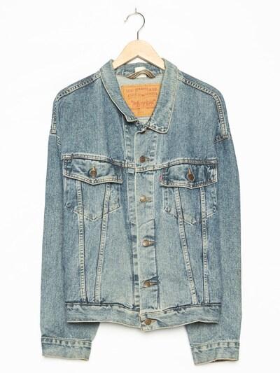 LEVI'S Jeansjacke in L-XL in blue denim, Produktansicht