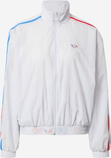 ADIDAS ORIGINALS Tussenjas 'Japona' in de kleur Blauw / Rood / Wit, Productweergave