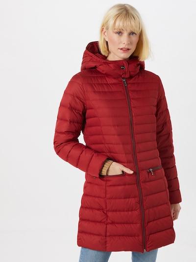 Palton de primăvară-toamnă Lauren Ralph Lauren pe roșu, Vizualizare model