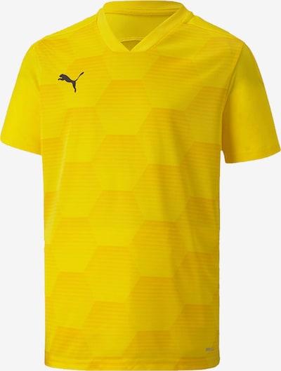 PUMA Trikot in navy / gelb, Produktansicht