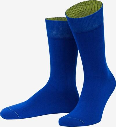 Von Jungfeld Socken in royalblau, Produktansicht