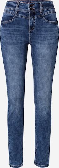 STREET ONE Jeans 'York' in blue denim, Produktansicht