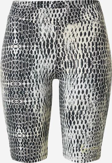 Karl Kani Shorts in grau / schwarz / weiß, Produktansicht