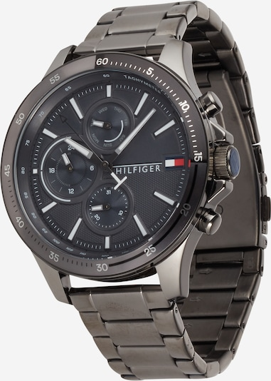TOMMY HILFIGER Analógové hodinky - tmavosivá, Produkt