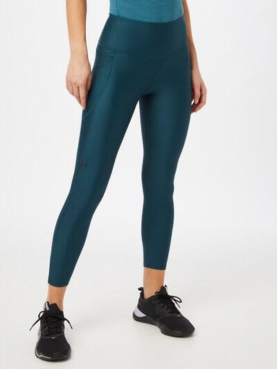 UNDER ARMOUR Sportovní kalhoty - petrolejová, Model/ka