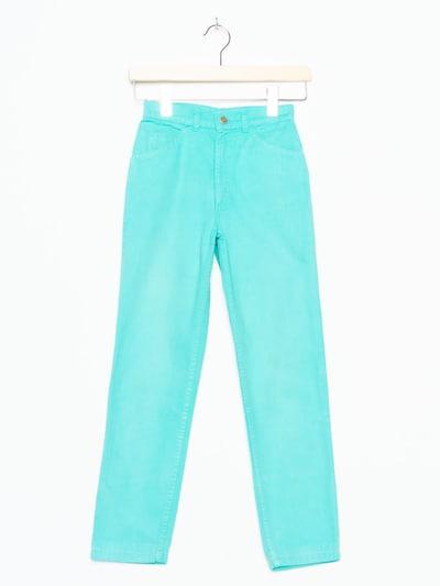 MUSTANG Jeans in 23/25 in cyanblau, Produktansicht