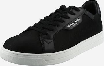 Michael KorsNiske tenisice 'KEATING' - crna boja