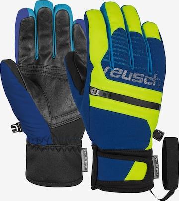 REUSCH Fingerhandschuhe 'Theo R-TEX® XT Junior' in Blau