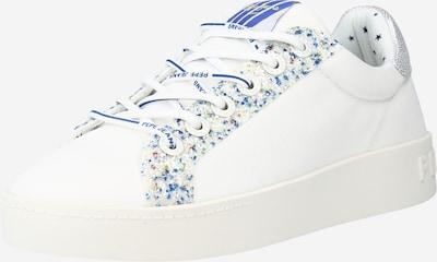 Sneaker low 'BRIXTON' Pepe Jeans pe albastru / argintiu / alb, Vizualizare produs