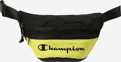 Champion Authentic Athletic Apparel Gürteltasche in limone / schwarz, Produktansicht