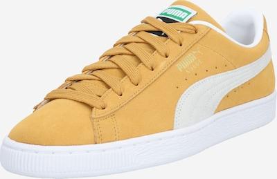 PUMA Sneaker 'Classic XXI' in senf / weiß, Produktansicht