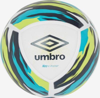 UMBRO Ball in weiß, Produktansicht