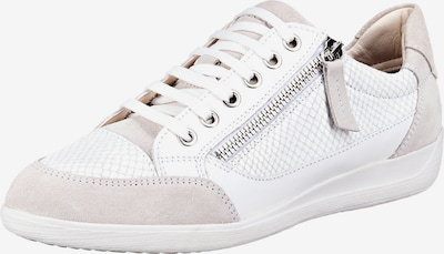 GEOX Myria Sneakers Low in offwhite, Produktansicht