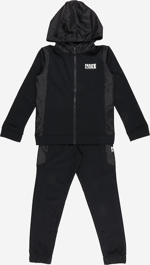 Nike Sportswear Treniņtērps, krāsa - melns / balts, Preces skats