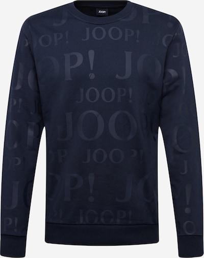 JOOP! Sweatshirt 'Sidon' in de kleur Navy / Duifblauw, Productweergave