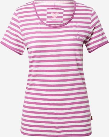 LIEBLINGSSTÜCK Shirt 'Cia' in Pink