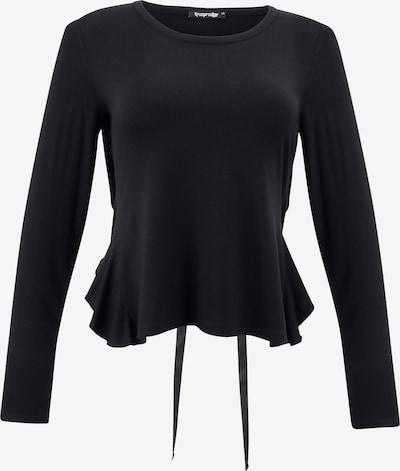 trueprodigy Shirt 'Adriane' in schwarz, Produktansicht