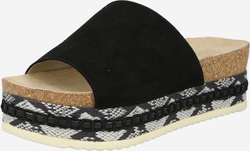 BULLBOXER Papucs - fekete