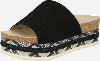 BULLBOXER Muiltjes in de kleur Zwart, Productweergave