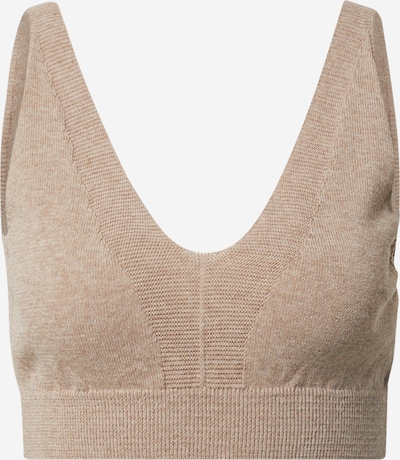 NU-IN Knitted top in Camel, Item view