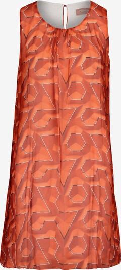 Cartoon Sommerkleid in orange, Produktansicht