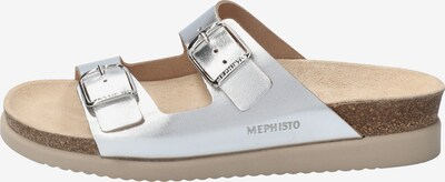 MEPHISTO Pantolette 'HARMONY' in silber, Produktansicht