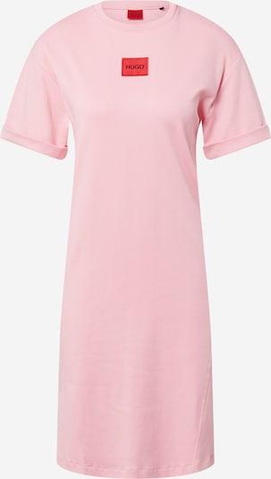 HUGO Kleid 'Neyle' in pink / rot / schwarz, Produktansicht