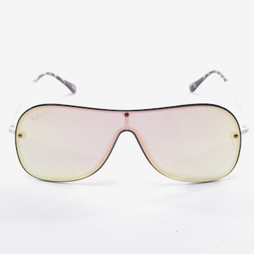 Ray-Ban Sonnenbrille in One Size in Weiß