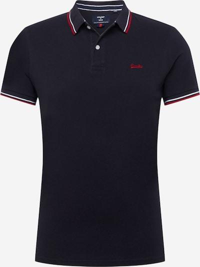 Superdry T-Krekls, krāsa - tumši zils / sarkans / balts, Preces skats