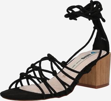 MTNG Sandale 'MEGRIS' in Schwarz
