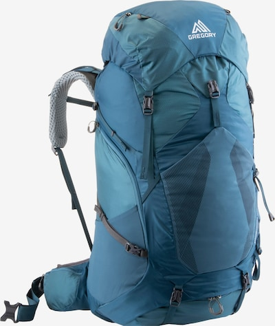 GREGORY Sports Backpack 'PARAGON 58' in Smoke blue / White, Item view