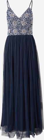 LACE & BEADS Evening dress 'Avon' in Blue