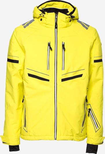 KILLTEC Športna jakna 'Lennox' | rumena barva, Prikaz izdelka