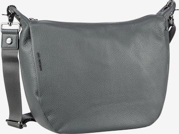MANDARINA DUCK Umhängetasche ' Mellow Leather Crossbody FZT59 ' in Grau