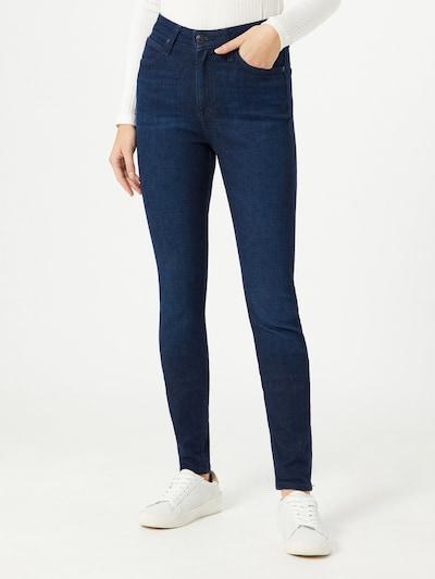 Lee Jeans 'Ivy' in blue denim: Frontalansicht